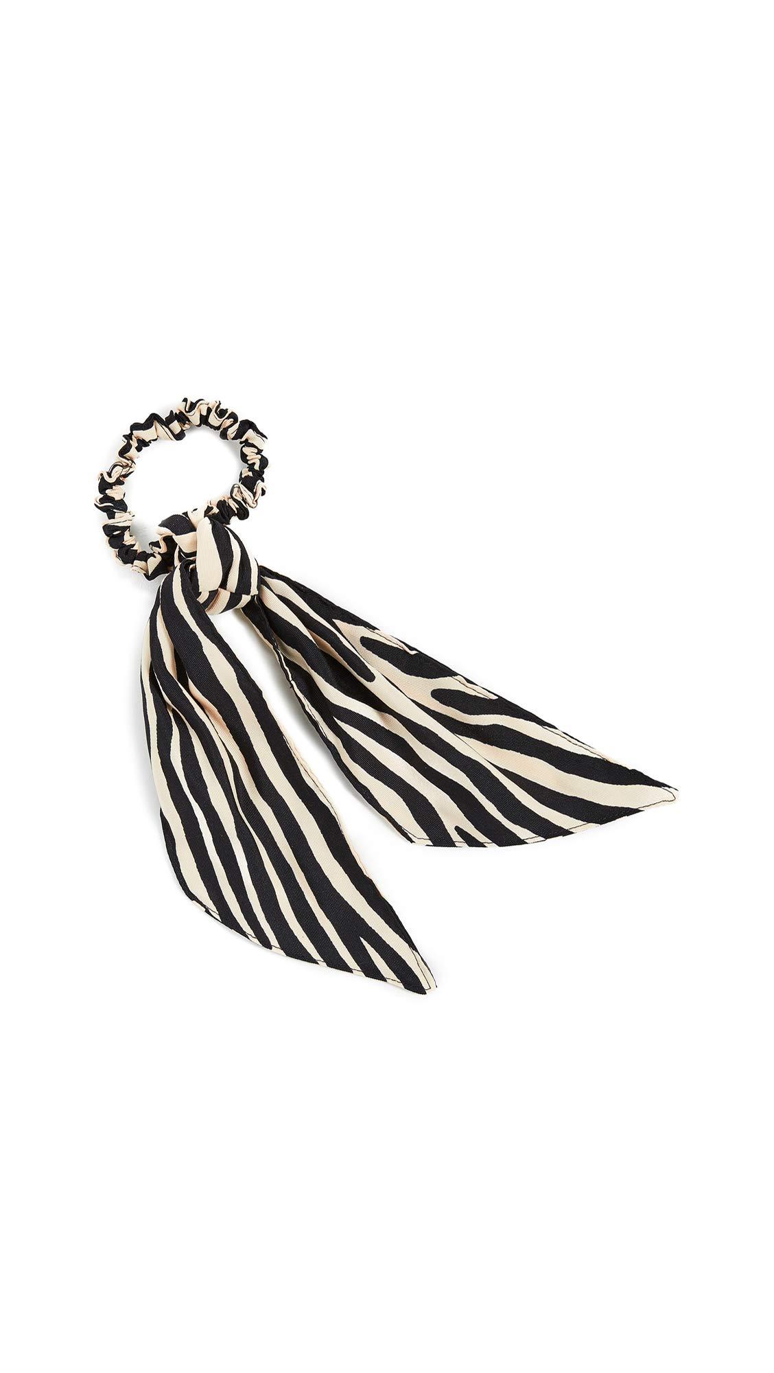 Loeffler Randall Women's Evie Elegant Bow Scrunchie