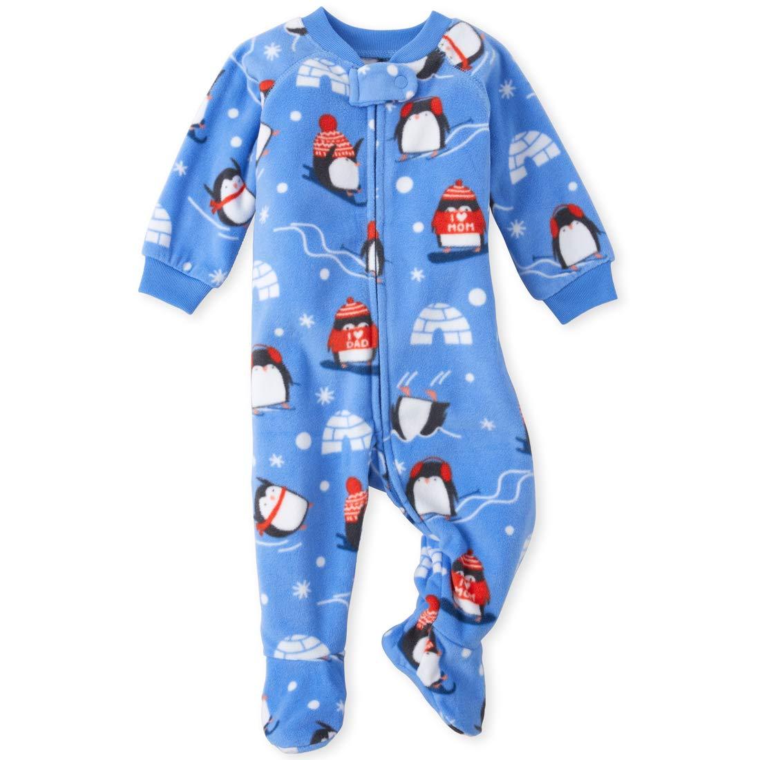 The Children's Place Baby Boys Blanket Sleeper