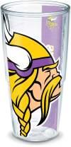 Tervis NFL Minnesota Vikings Colossal Wrap Individual Tumbler, 24 oz, Clear - 1194704
