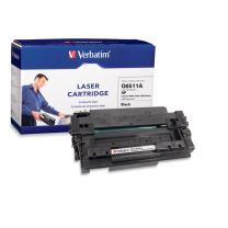 Verbatim Remanufactured Toner Cartridge Replacement for HP Q6511A (Black)