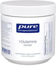 l-Glutamine Powder by Pure Encapsulations