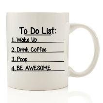 To Do List Funny Coffee Mug 11 oz