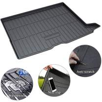 Psler Vehicle Rear Cargo Liner Trunk Tray Floor Mat for Mercedes Benz GLC 2016-2019 (Not applicable Coupe Version)