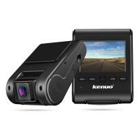 Dash Cam,Kenuo Dashboard Camera with 170° Wide Angle Full HD 1080P WiFi Driving Recorder Night Vision 2.4'' LCD Screen Car Dash Camera Motion detection Parking Monitor Gesture recgnition Collision Loc