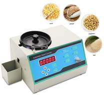 CGOLDENWALL Automatic Seeds Counter Seed Counting Machine with Clearance adjustment knob for Millet Rice Hemp Cannabis Seeds Soybean Corn Wheat Sunflower Seeds Vegetable Grain Seeds