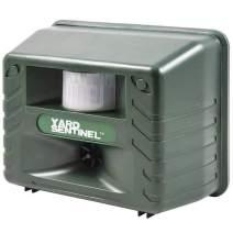 Aspectek   Electronic Ultrasonic Pest Animal Repeller, Pest Control, Rodent Repellent with Motion Sensor - Green
