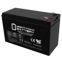 Mighty Max Battery 12V 7.2AH SLA Battery for Campbell Hausfeld Cordless Inflator Brand Product