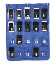 Learning Resources Cell Phone Storage Chart, 20 Pocket