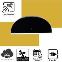 Discover IT   Wi-Fi Hidden Camera Spy Cam Home Surveillance Nanny Cam Bluetooth Speaker with Cloud Video Recording