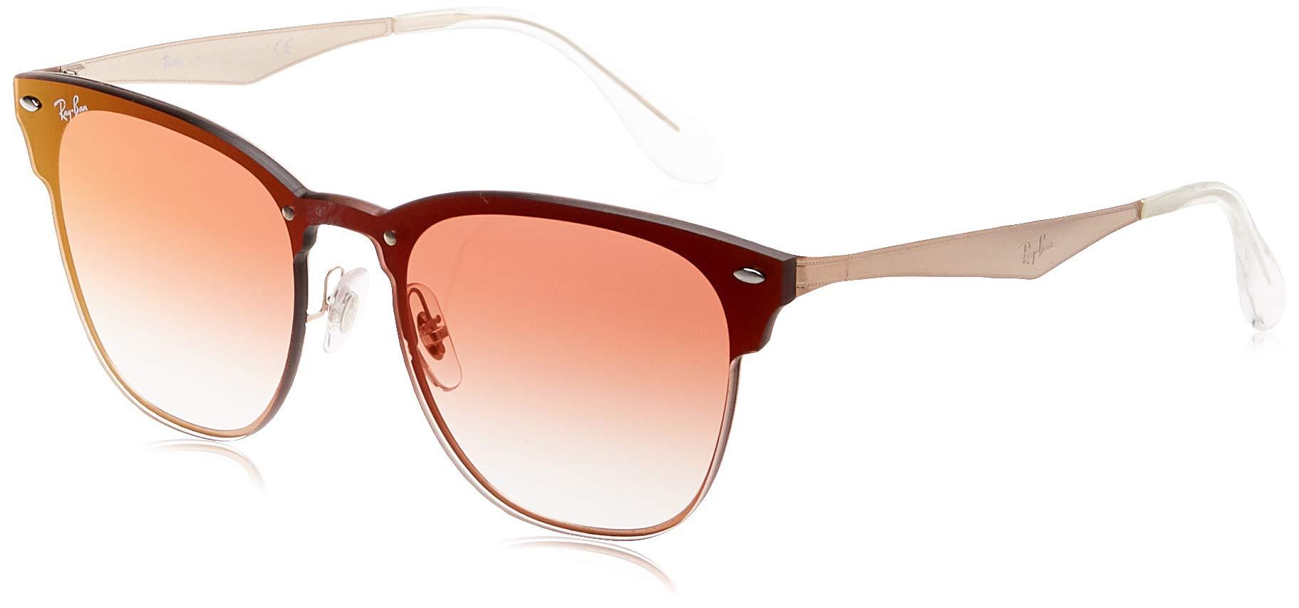 Ray-Ban Women's Wayfarer Flat Sunglasses