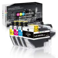 GPC Image Compatible Ink Cartridge Replacement for Brother LC3029 XXL LC 3029 LC3029BK to use with MFC-J6935DW MFC-J6535DW MFC-J5830DW MFC-J5930DW MFC-J5830DWXL MFC-J6535DWXL Printer (5-Pack)