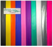 Tissue Paper Gift Wrap Bulk All Colors Wrapping 100 300 or 500 Sheets 15 x 20 Assorted Black Blue Fuchsia Gold Green Orange Pink Purple Red Silver Teal White Yellow (Assorted, 200 Sheets)