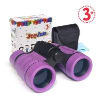 Toys for 3-6 Year Old Girls, Girls Binoculars for Kids Pocket Small Binoculars Gifts for Girls Age 5-8 Birthday Gifts Party Favors for Kids Purple for Kids Purple