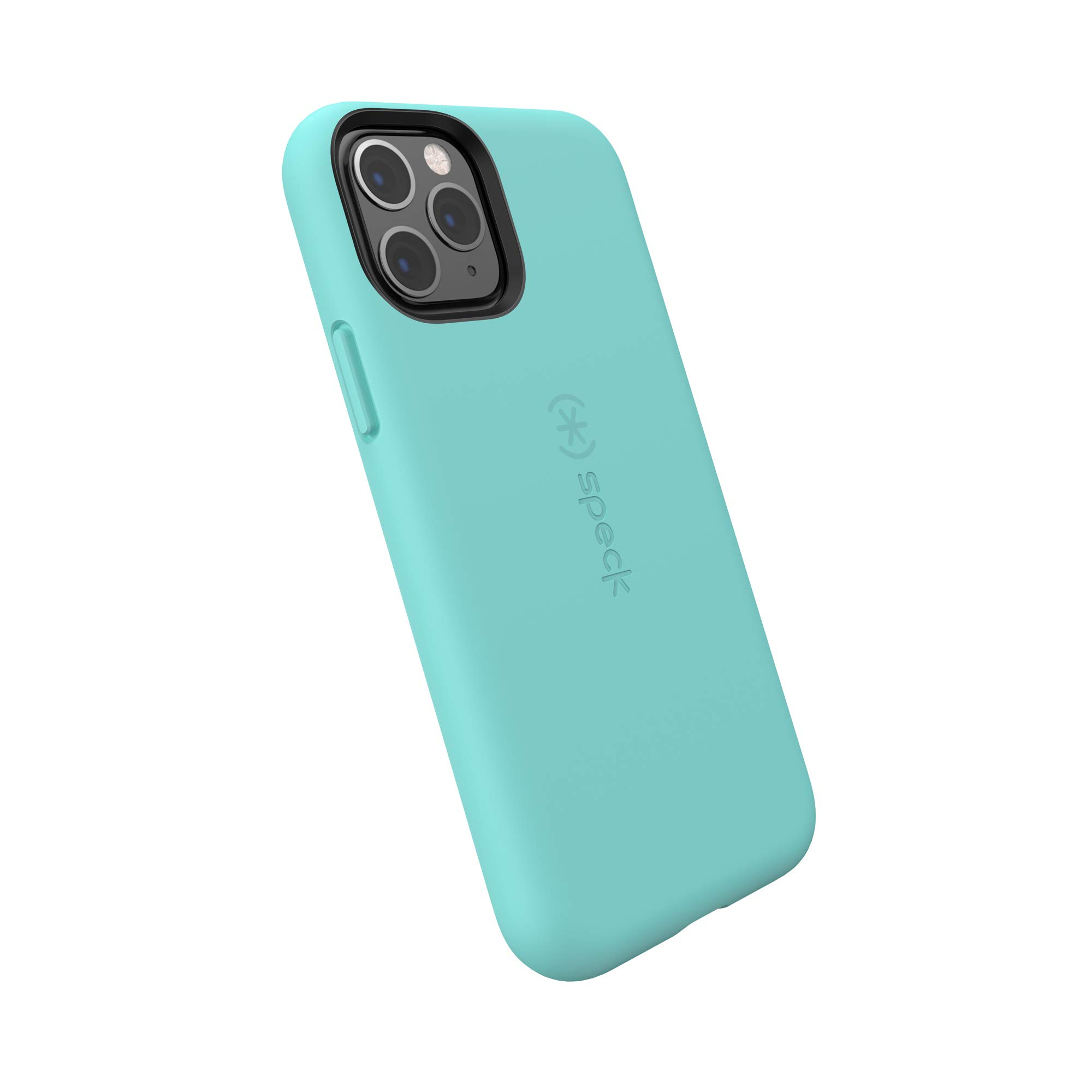 Speck CandyShell Fit iPhone 11 Pro Case, Zeal Teal/Zeal Teal