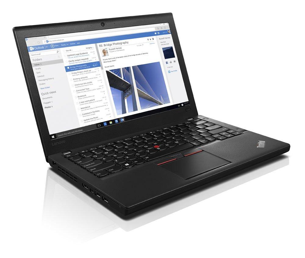 "2019 Lenovo ThinkPad X260 12.5"" IPS Anti-Glare HD Business Laptop (Intel Dual Core i5-6200U, 16GB DDR4 Memory, 256GB SSD) WiFi AC, Bluetooth, Fingerprint, Backlit, Ethernet, Windows 10 Professional"
