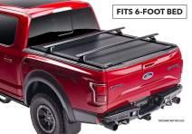 "RetraxONE XR Retractable Truck Bed Tonneau Cover | T-60812 | Fits 2005-2015 Tacoma Regular, Access & Double Cab 6' 2"" Bed"
