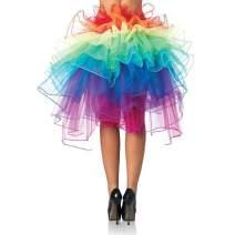 Bettli Girls's Short Vintage Short Tulle Petticoat Skirts Tutu Ballet Bubble Tutu Underskirt