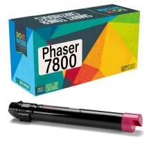 Do it Wiser Compatible Toner Cartridge Replacement for Xerox Phaser 7800 7800DN 7800DX 7800GX | 106R01567 (Magenta)