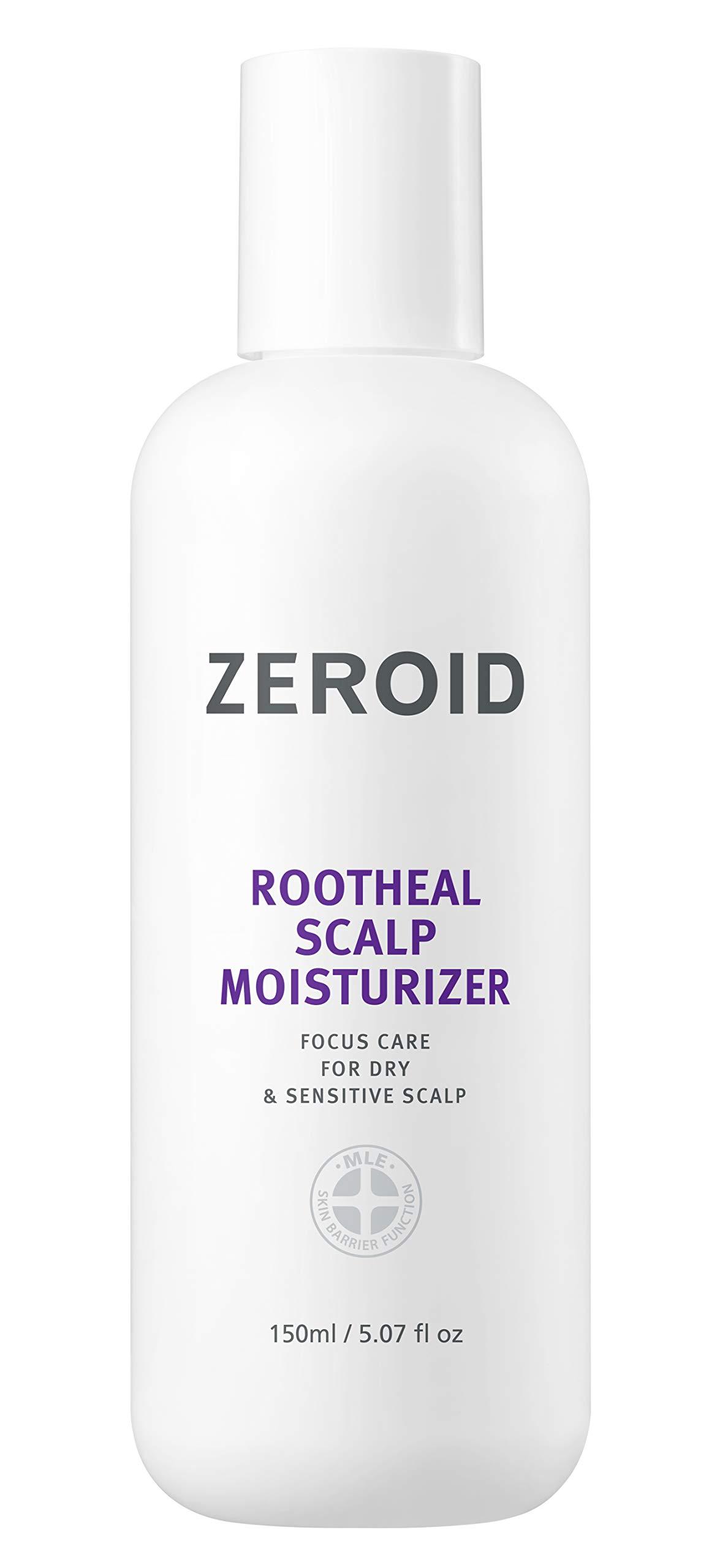 ZEROID Rootheal Scalp Moisturizer Focus Care for Dry Sensitive Scalp (150 mL)