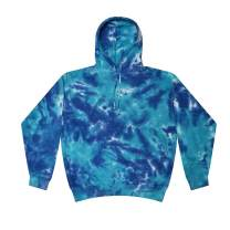 Colortone Youth & Adult Tie Dye Pullover Hoodie