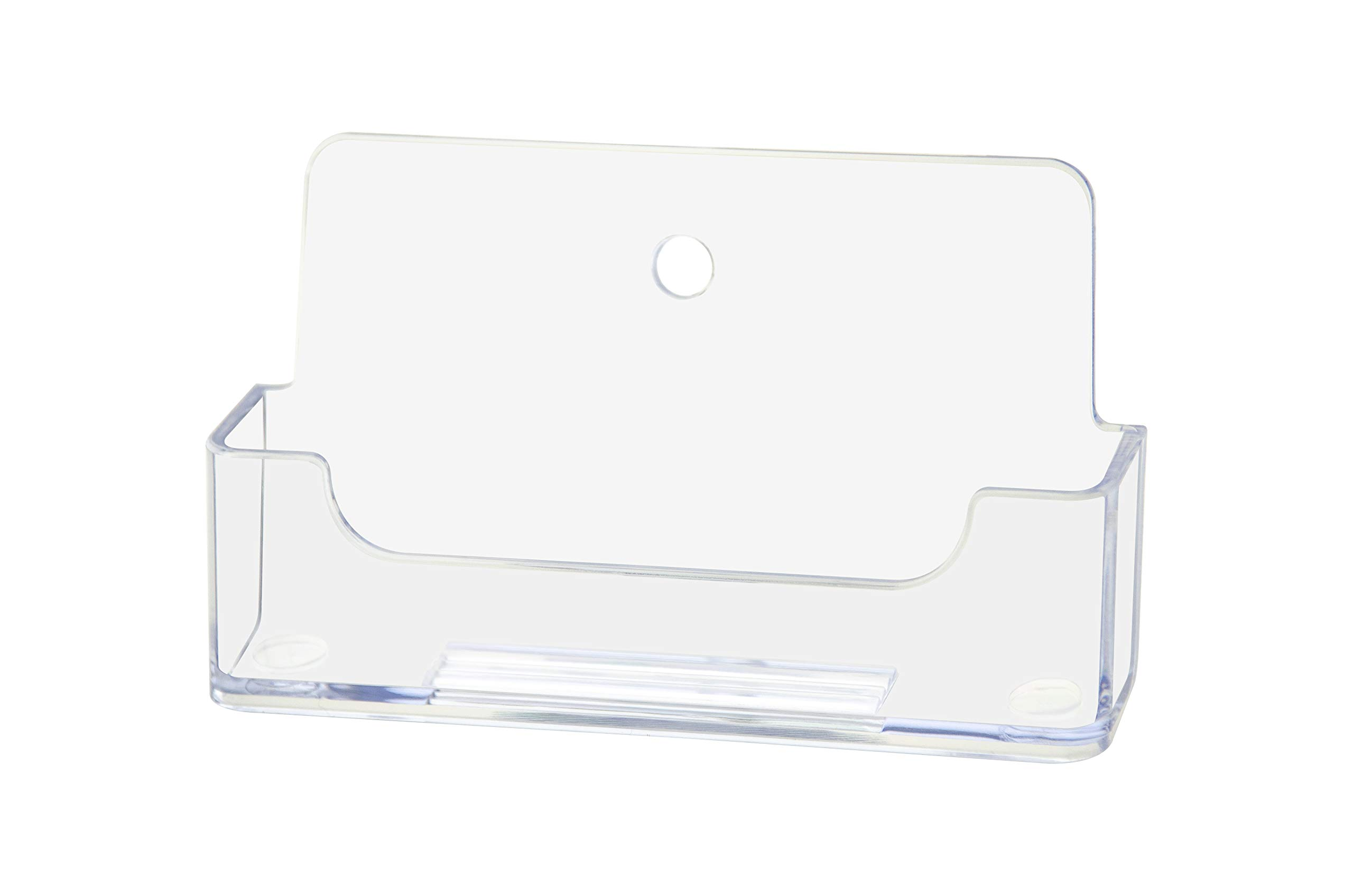 Marketing Holders Business Card Rack Single Pocket Wall Mount Gift Card Customize Display Holder Pack of 10