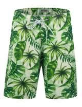 APTRO Men's Swim Trunks Long Quick Dry Board Shorts Swim with Mesh Lining Beach Bathing Suits