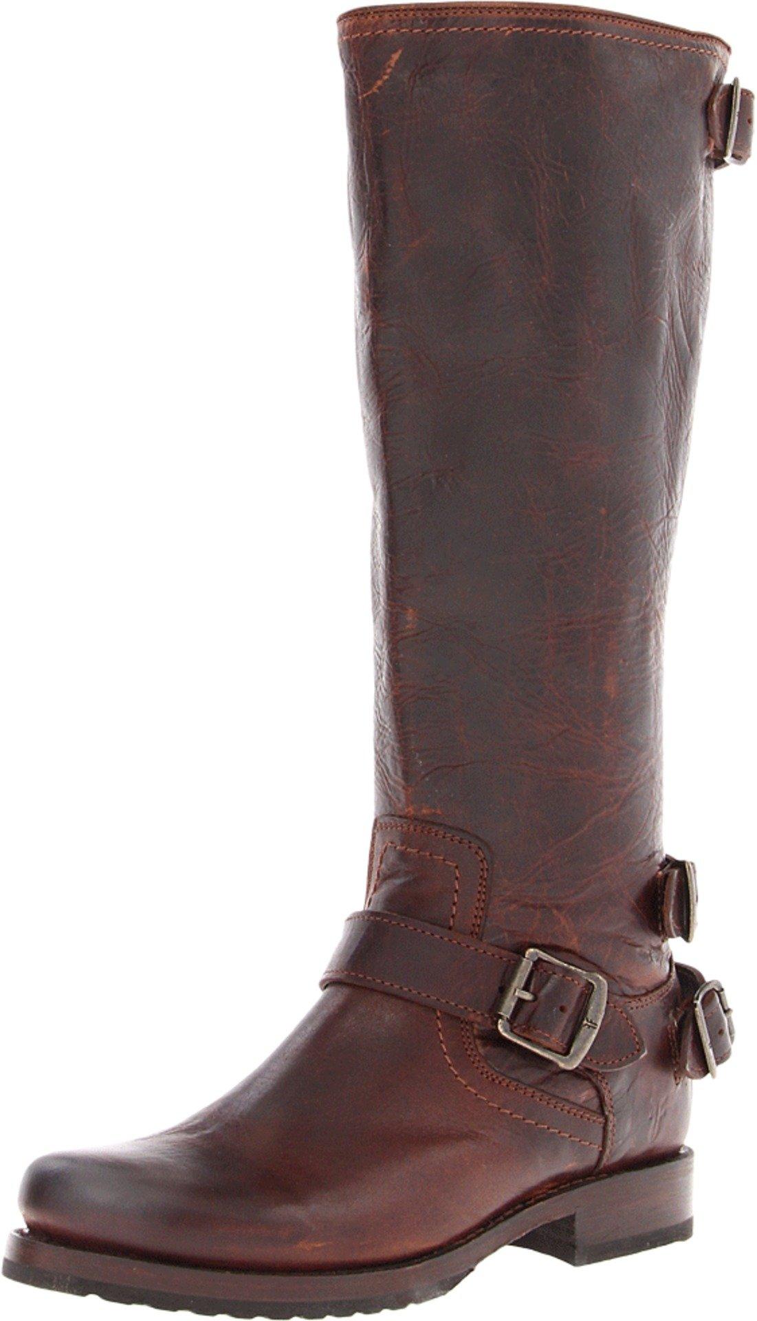 FRYE Women's Veronica Back-Zip Boot