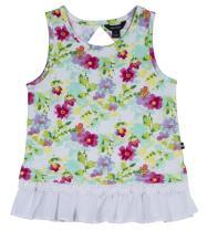 Nautica Girls' Sleeveless Fashion Tank Top Shirt