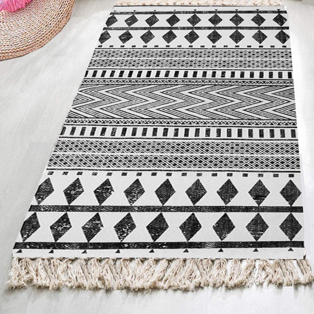 Cotton Runner Rugs 2 3 X6 Machine