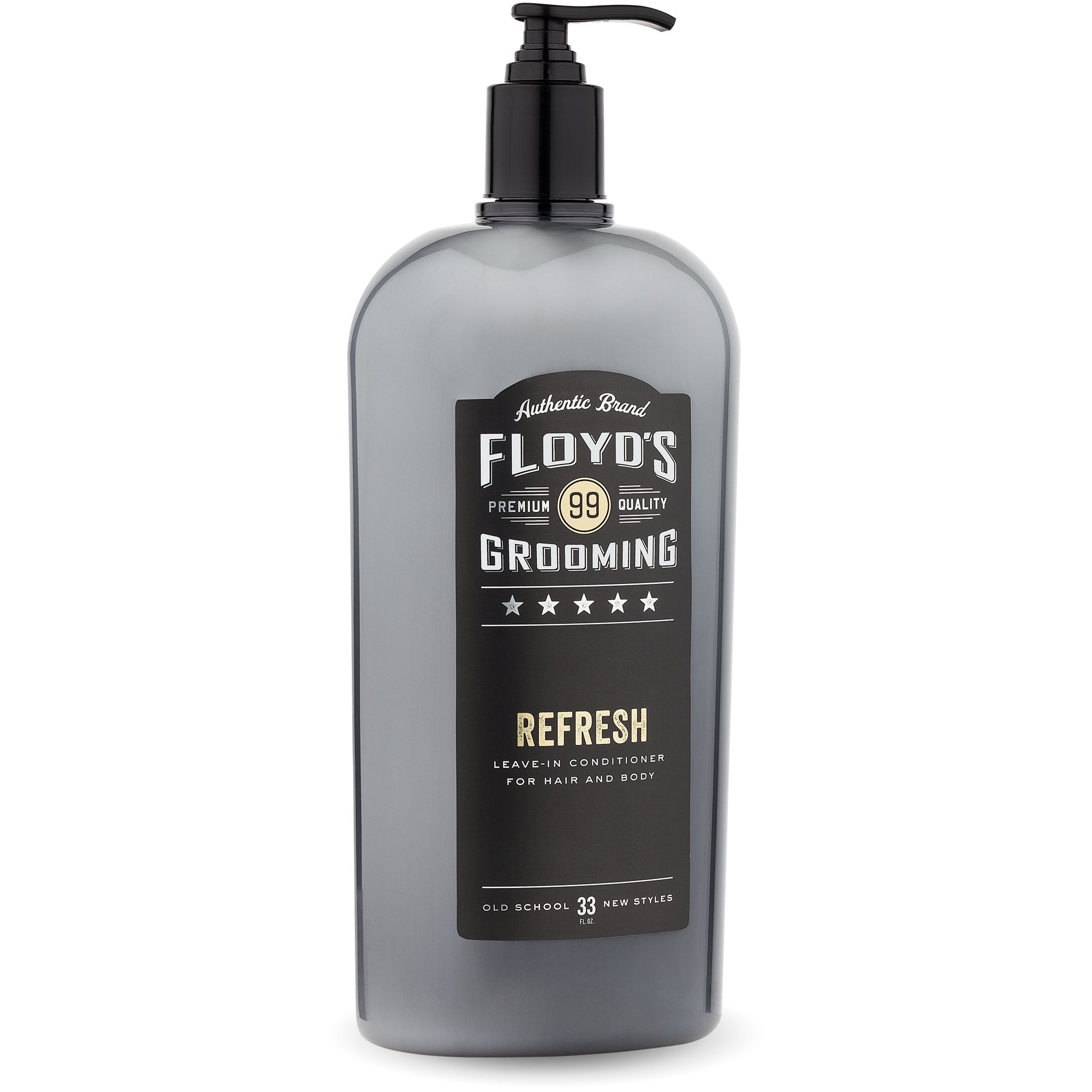 Floyd's 99 Refresh Hair and Body Conditioner - Moisturizing - Soothing - Calming - 33 oz.