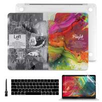 Batianda Case for MacBook Pro 16 inch 2019 Release Model A2141, Hard Shell Case for Newest MacBook Pro 16-inch Retina Display with Touch Bar & Touch ID, Creative Brain