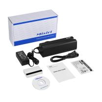 Misiri 606 HiCo Magnetic Card Reader Writer Work with MSR607 MSR608 MSR705 MSR706