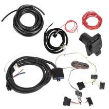 Tekonsha 22115 7-Way Tow Harness Wiring Package - Complete Kit