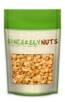 Sincerely Nuts – Blanched Peanuts Roasted and Salted | Five Lb. | Deluxe Kosher Snack Food | Healthy Source of Protein, Vitamin & Mineral Nutritional Content | Gourmet Quality Nut