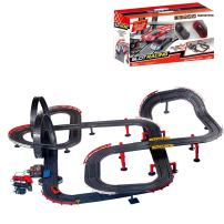 Buenotoys 1:43 Remote Control Track Slot Car Toy (559.06 Inch)