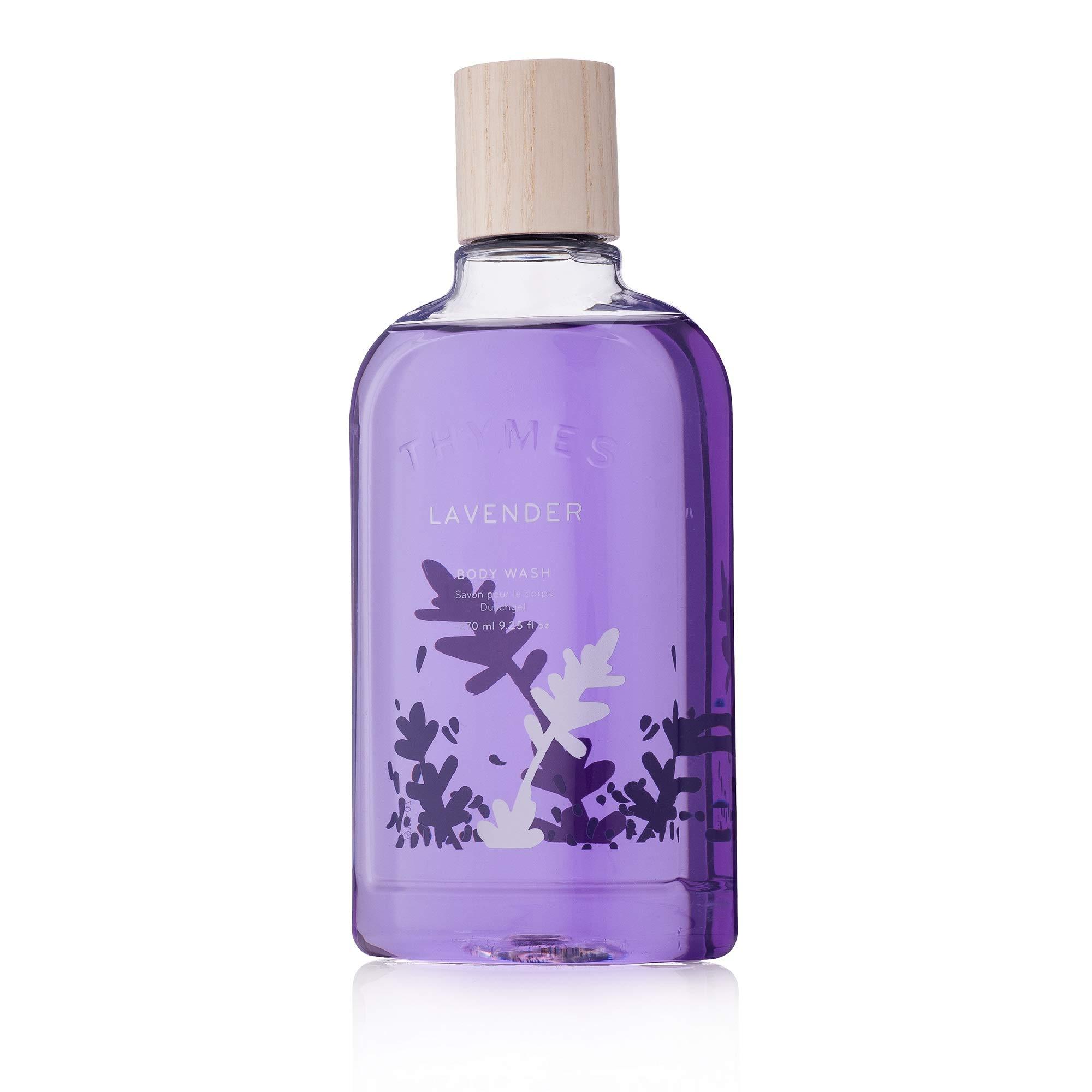 Thymes Body Wash - 9.25 Fl Oz - Lavender