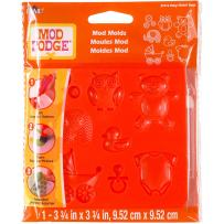 Mod Podge Mod Mold (3-3/4 by 3-3/4-Inch), 25116 Baby