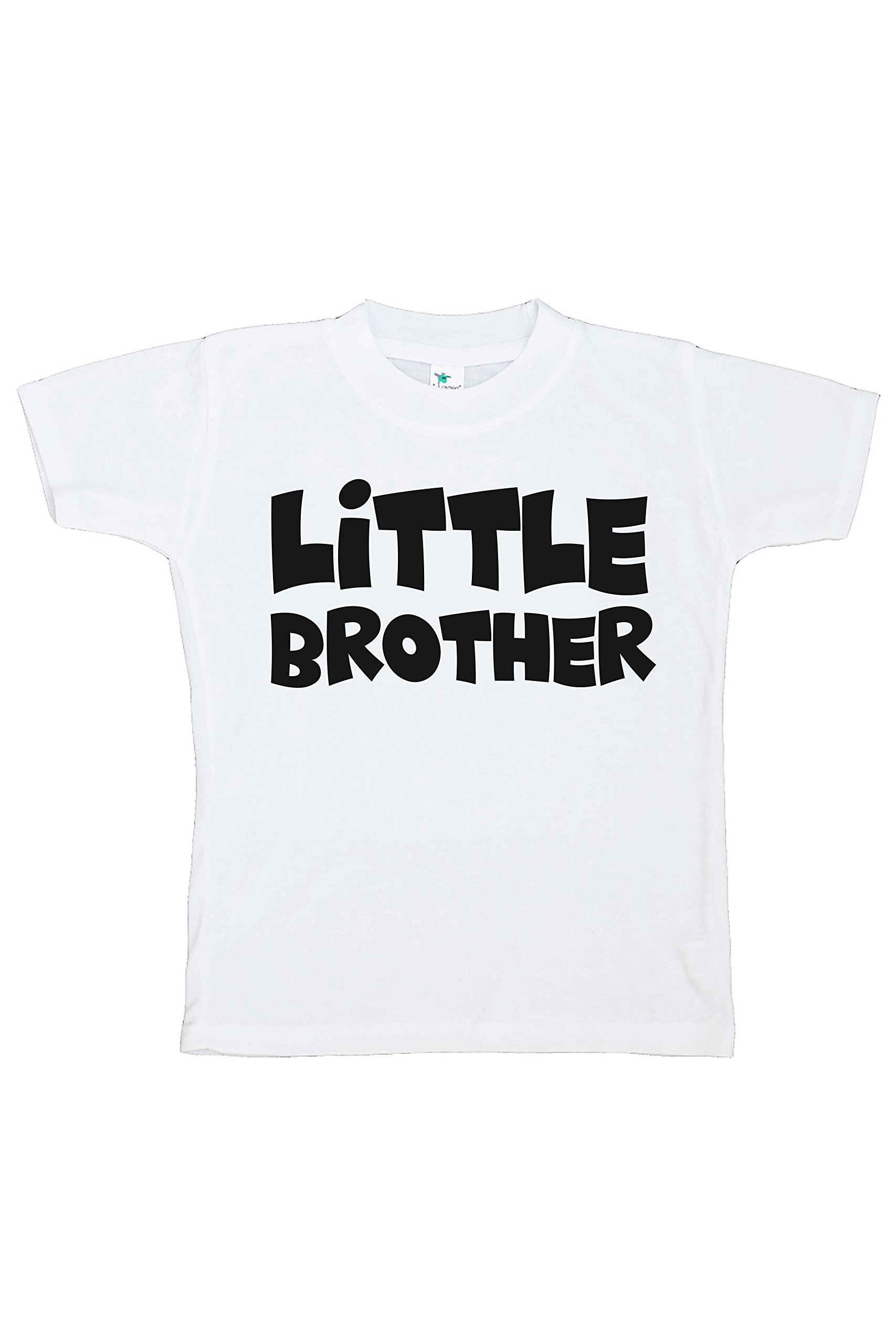 7 ate 9 Apparel Boy's Little Brother T-Shirt
