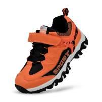 Kostiko Kids Hiking Shoes Waterproof Athletic Tennis Walking Running Sneakers for Boys Girls