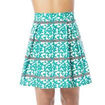 Beauty Garden Women's High Waist Below Knee Length Mermaid Pencil Skirt