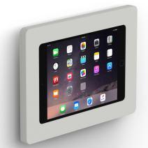 VidaMount Light Grey Enclosure and Fixed VESA Slim Wall Mount [Bundle] Compatible with iPad Mini 1/2/3