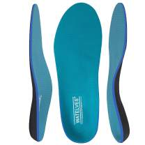 Shoes Insoles-Womens-Mens-Arch-Support Inserts Orthotics Relief Foot Pain for Plantar Fasciitis, Flat Feet