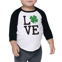 Bump and Beyond Designs St. Patrick's Day Outfits for Girls Boy St. Patrick's Day Shirt Toddler Boy
