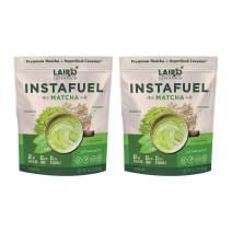 Laird Superfood Instafuel Matcha Plus Creamer - Matcha Latte Green Tea Powder Packed with Antioxidants, 2lb Bag