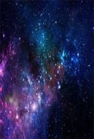 AOFOTO 4x6ft Nebula Backdrop Aerospace Starry Sky Photography Background Universe Galaxy Outer Space Kid Girl Boy Children Portrait Seamless Photo Shoot Studio Props Video Drop Vinyl Wallpaper Drape