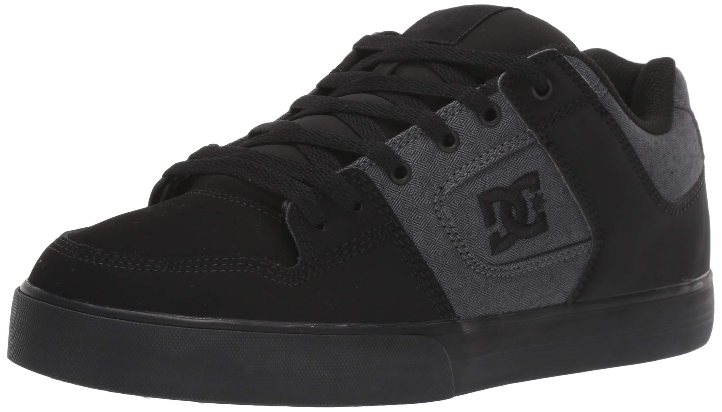 DC Men's Pure Tx Se Skate Shoe