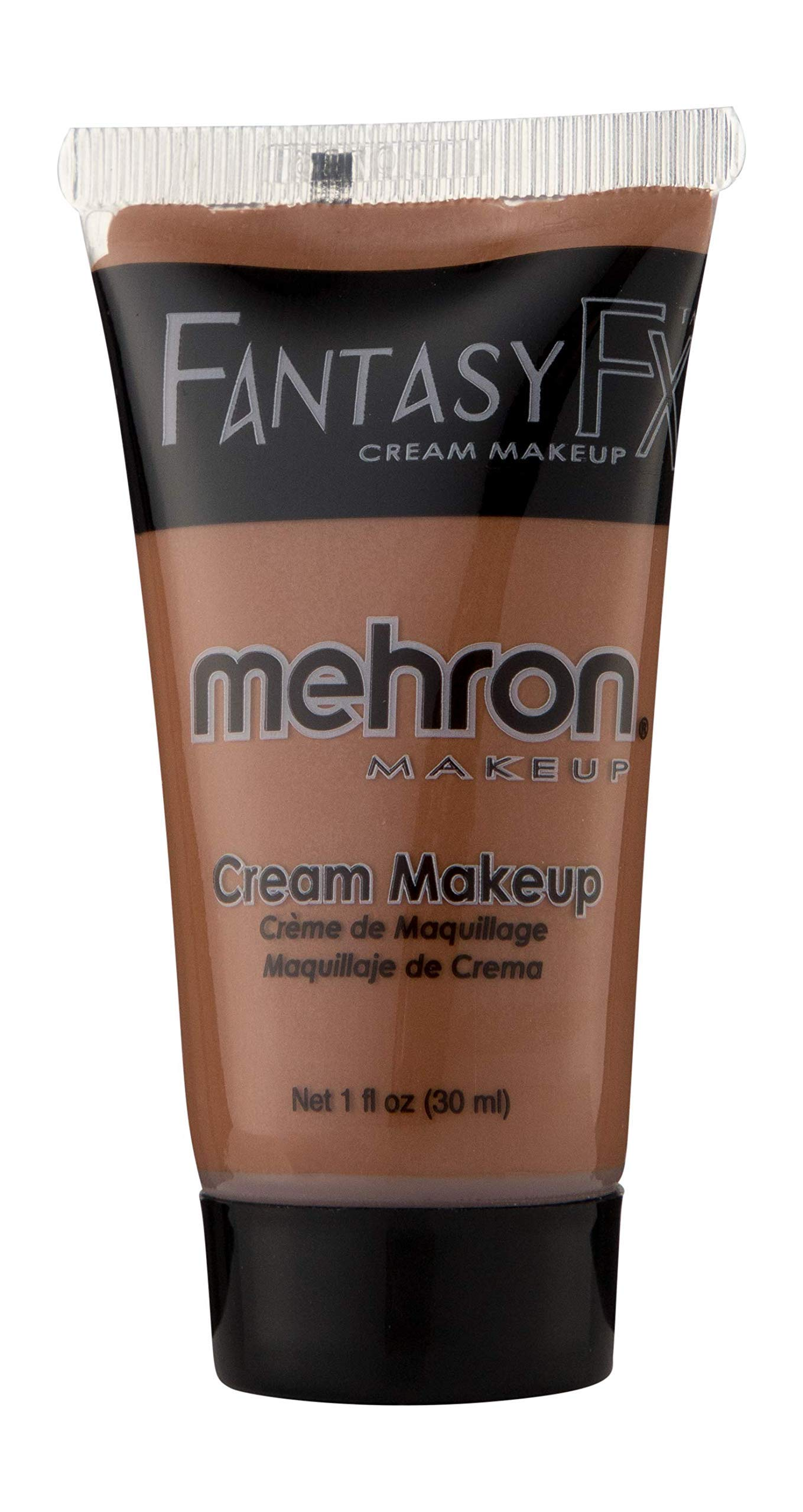 Mehron Makeup Fantasy F/X Water Based Face & Body Paint (1 Ounce) (Creole)