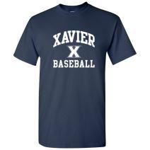 NCAA Arch Logo Baseball, Team Color T Shirt, College, University