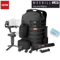 Zhiyun Weebill LAB 3 Axis Wireless Image Transmission Camera Gimbal Stabilizer for Mirrorless Camera OLED Display Handheld Gimbal Master Package