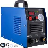 Mophorn 60 Amp Plasma Cutter Arc Dual Voltage 110 220V Plasma Cutting Machine 16mm (3/5 Inch) Cutting Thickness Portable Plasma Welder IGBT Inverter Digital Plasma Welding Machine (60 Amp 110V 220V)